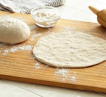 Afbeeldingsresultaat voor خمیر پیتزا